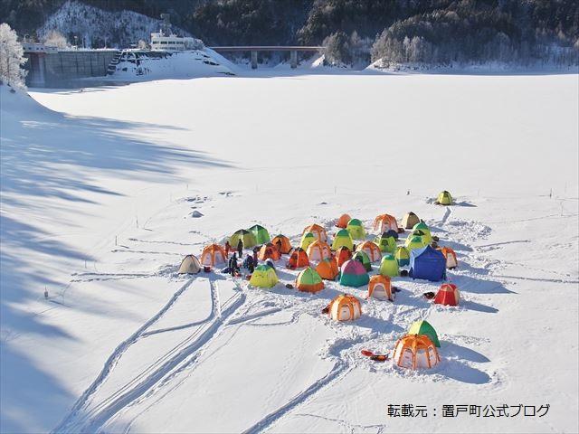 おけと湖ワカサギ釣り2016解禁!釣果は大好調!?