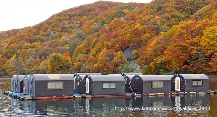 絵原湖のワカサギ釣り2016はこたかもりで!!釣れてるよ~!