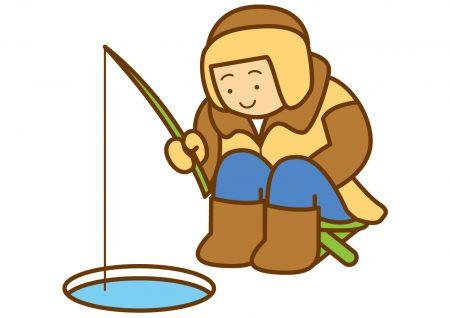 かなやま湖でワカサギ釣り2017解禁!釣りって面白いね!