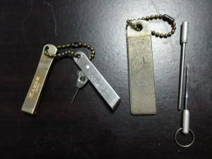 ラインニッパーなどのツール